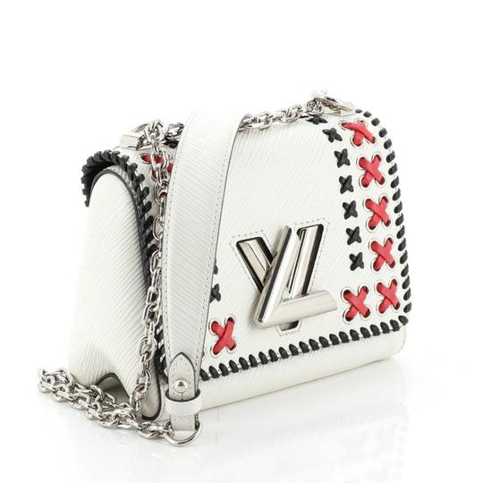 Louis Vuitton Leather Cross Body Bag Image 1