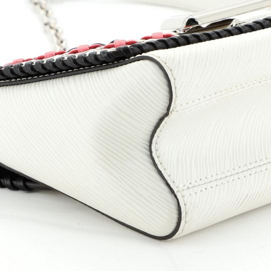 Louis Vuitton Leather Cross Body Bag Image 4