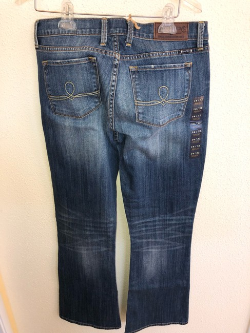 Lucky Brand Boot Cut Jeans-Distressed Image 5
