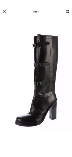 Ann Demeulemeester Black Boots Image 0