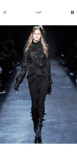 Ann Demeulemeester Black Boots Image 5