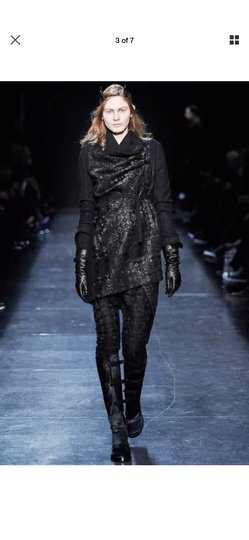 Ann Demeulemeester Black Boots Image 6