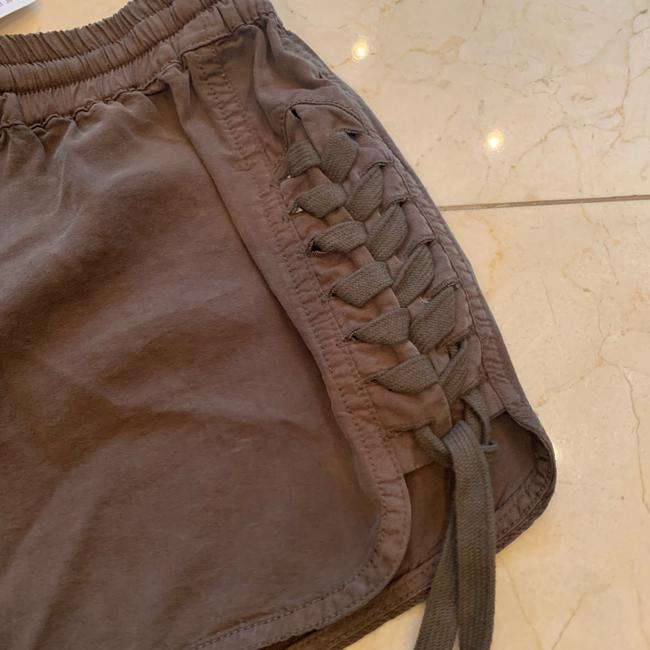 PAM & GELA Mini/Short Shorts Brown Image 1