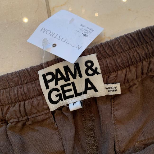 PAM & GELA Mini/Short Shorts Brown Image 2