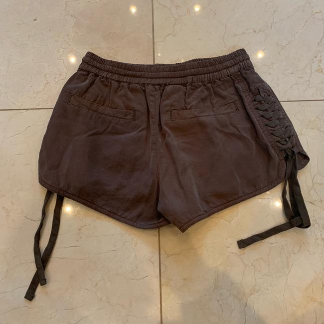 PAM & GELA Mini/Short Shorts Brown Image 3