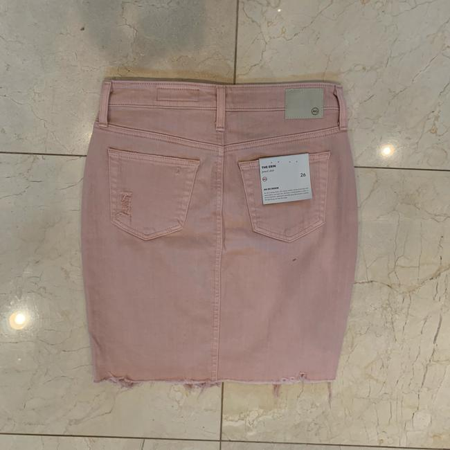 AG Adriano Goldschmied Skirt Pink Image 4