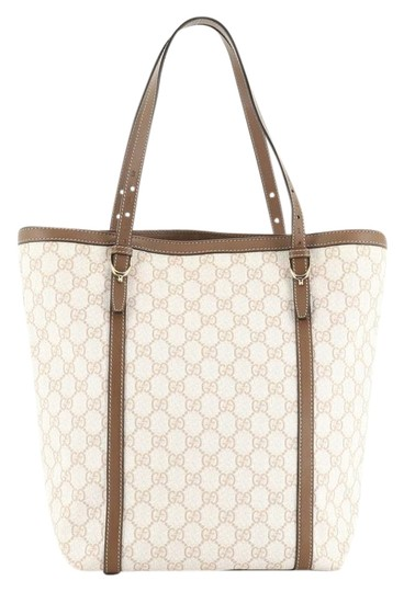 Preload https://img-static.tradesy.com/item/26412468/gucci-nice-gg-coated-tall-brown-and-neutral-canvas-tote-0-1-540-540.jpg