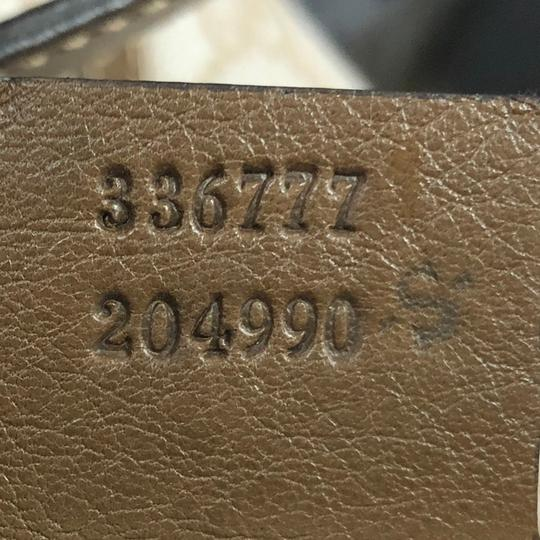 Gucci Canvas Tote in brown and neutral Image 5