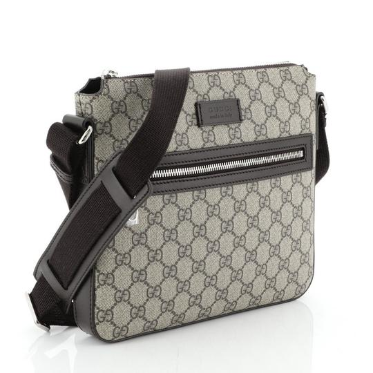Gucci Canvas brown Messenger Bag Image 1