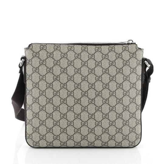 Gucci Canvas brown Messenger Bag Image 3