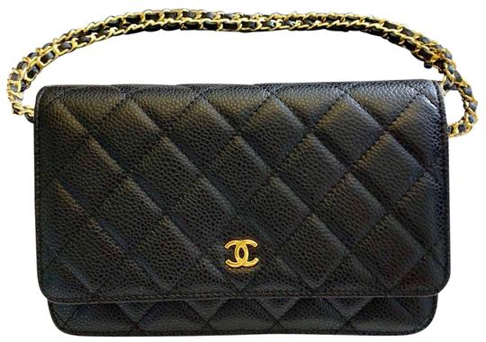 Preload https://img-static.tradesy.com/item/26412509/chanel-wallet-on-chain-classic-woc-caviar-black-leather-cross-body-bag-0-1-540-540.jpg