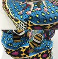 Etro Silk Paisley Money Satin Backpack Image 10