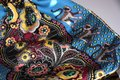Etro Silk Paisley Money Satin Backpack Image 8