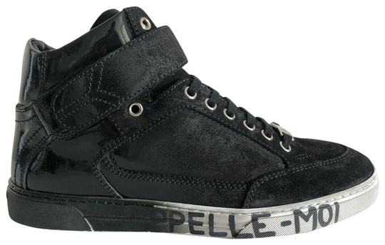 Preload https://img-static.tradesy.com/item/26412559/saint-laurent-black-smoking-forever-appelle-moi-degrade-men-sneakers-size-eu-40-approx-us-10-regular-0-1-540-540.jpg
