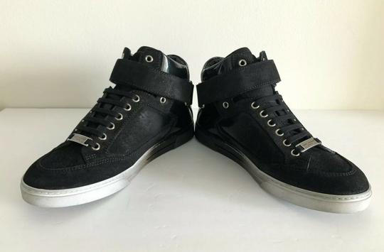 Saint Laurent Smoking Forever Appelle Moi Degrade Men Black Athletic Image 10