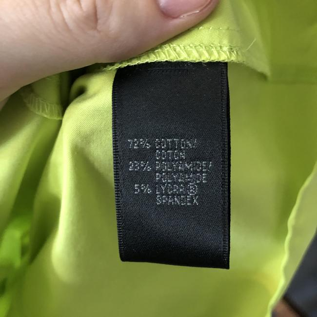 Lafayette 148 New York Sleeveless With Tags Top neon green/yellow Image 4