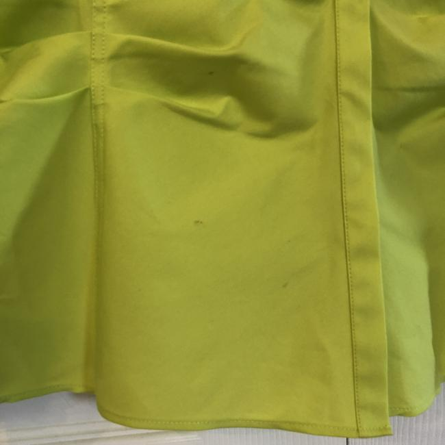 Lafayette 148 New York Sleeveless With Tags Top neon green/yellow Image 5