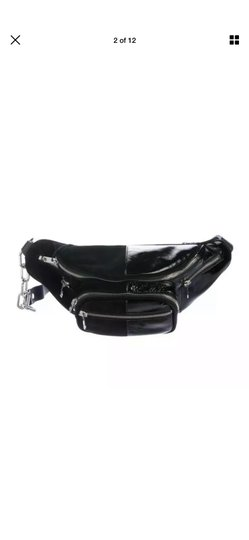 Preload https://img-static.tradesy.com/item/26412592/alexander-wang-waist-clutch-new-attica-purse-pouch-black-leather-cross-body-bag-0-0-540-540.jpg