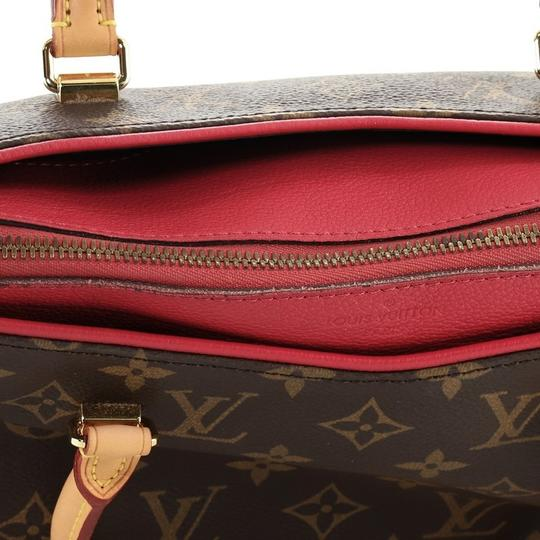 Louis Vuitton Canvas Tote in brown Image 6