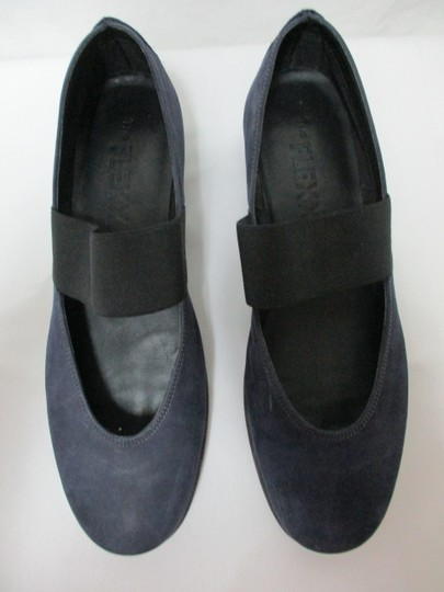 The Flexx Leather Comfort Comfortshoes blue & black Wedges Image 6