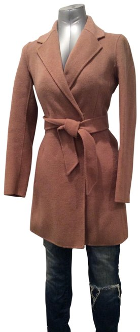 Item - Tan / Camel Coat Size 0 (XS)