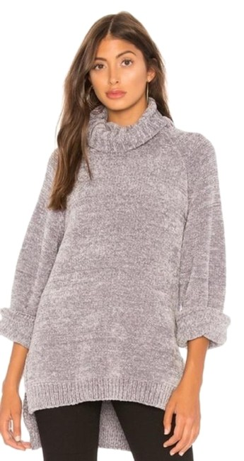 Item - Payson Chenille Gray Sweater