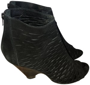 French Sole Black Boots