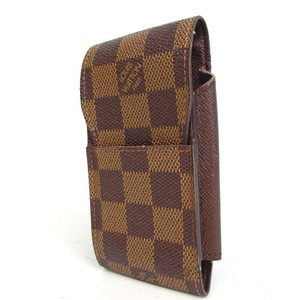 Louis Vuitton Vuitton Damier Cigarette Tobacco Case