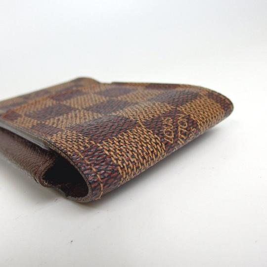 Louis Vuitton Vuitton Damier Cigarette Tobacco Case Image 3
