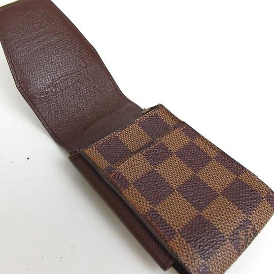 Louis Vuitton Vuitton Damier Cigarette Tobacco Case Image 6