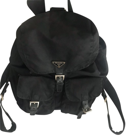 Preload https://img-static.tradesy.com/item/26416223/prada-black-nylon-backpack-0-3-540-540.jpg