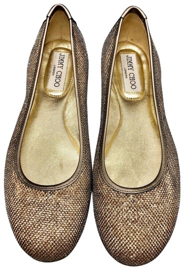 Preload https://img-static.tradesy.com/item/26416383/jimmy-choo-round-toe-glittery-flats-size-eu-37-approx-us-7-regular-m-b-0-2-540-540.jpg