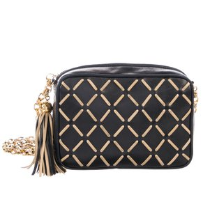 Chanel Camera Tassel Cross Body Bag