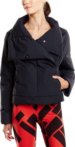 lucy Hatha Packable Down Insulated Wrap Jacket