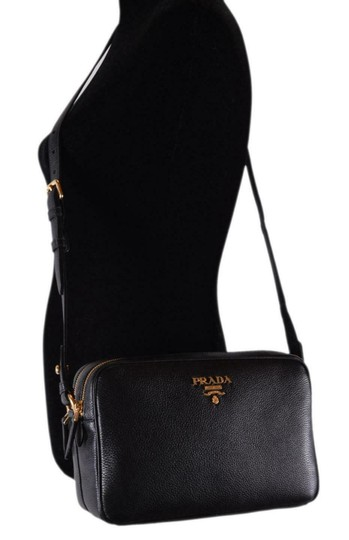 Prada Wallet Purse Handbag Camera Cross Body Bag Image 1