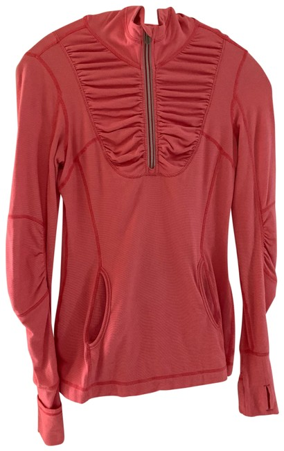 Item - Coral Activewear Top Size 6 (S)
