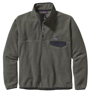 Patagonia Pullover Outdoors Lightweight Mens Small Jacket