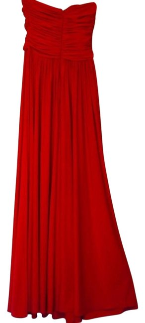 Item - Red Night Out Dress Size 4 (S)