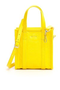 Balenciaga Tote in yellow