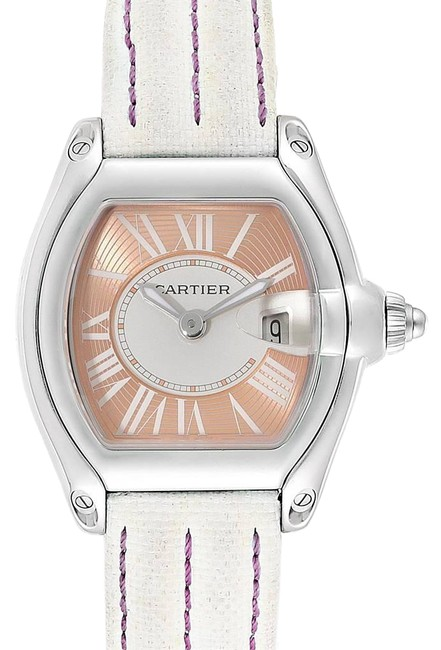 Item - Coral Pink Roadster Limited Edition Steel Ladies Watch