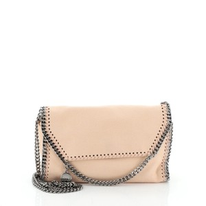 Stella McCartney Shaggy Deer Shoulder Bag