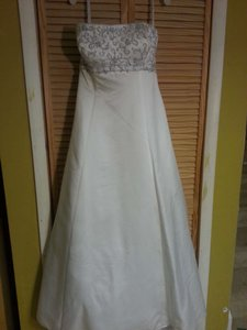 Alfred Angelo 1783w Wedding Dress