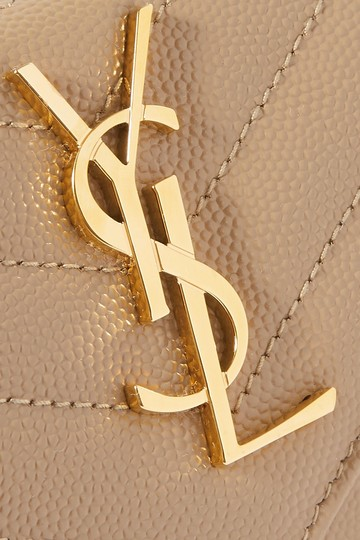 Saint Laurent Saint Laurent Monogram Loulou YSL Quilted Leather Small Wallet Image 3