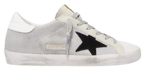 Golden Goose Deluxe Brand Ggdb Superstar Sneakers Distressed Off-White Athletic