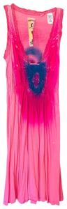 Miss Sixty short dress Hot Pink & Purple on Tradesy