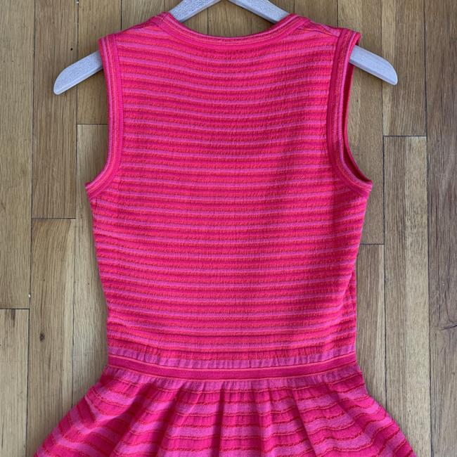 Missoni Striped Knit Stretchy Lined Dress Image 2