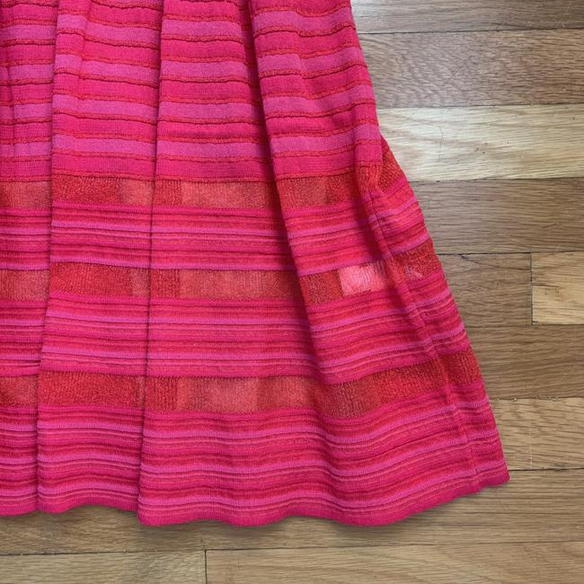 Missoni Striped Knit Stretchy Lined Dress Image 4