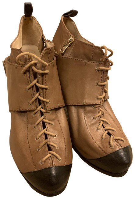 Item - Lace-up Boots/Booties Size EU 40 (Approx. US 10) Regular (M, B)