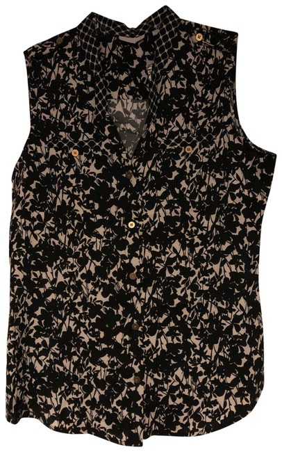 Item - Black and White 5445 Tank Top/Cami Size 8 (M)