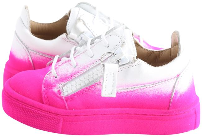 Item - Pink Baby May London Low Top In Fluo Sneakers Size US 4 Regular (M, B)